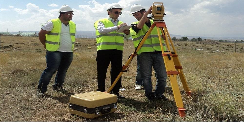 Harita Kadastro Mühendislik Bürosu Erzurum - Avrasya Proje arazi ekibi